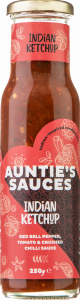 Auntie's Sauces Indian Ketchup